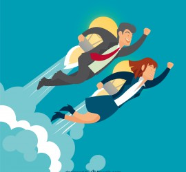 entrepreneurs rocket